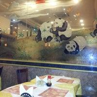 Photo taken at Restaurant Internacional Panda Jr. by Jonathan N. on 5/18/2012