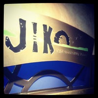 Photo taken at Jiko - The Cooking Place by Jeff T. on 8/31/2012