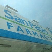 Photo taken at Farmacia San Pablo by ॐ saLvadiOor  on 4/14/2012