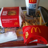 Photo taken at McDonald's by Guilherme A. on 8/20/2012