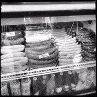 Photo taken at Rosamunde Sausage Grill by Lance S. on 8/13/2012