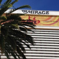 Photo taken at The Mirage Pool & Cabanas by Liane L. on 4/3/2012