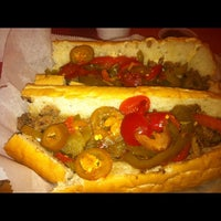 Photo taken at Cheese Steak Shop by Tony G. on 8/14/2012