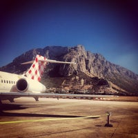 Photo taken at Palermo Airport (PMO) by Павел П. on 8/30/2012