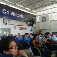 Photo taken at Central Camionera by Juan Carlos D. on 7/18/2012