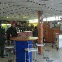 Photo taken at FC Moortsele by Ulrik ✈. on 3/10/2012