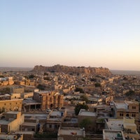 Photo taken at Jaisalmer Fort by 웅이다 on 2/26/2012