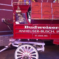 Photo taken at Anheuser-Busch Brewery Experiences by Jon P. on 7/27/2012