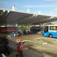 Photo taken at Terminal de Buses O'Higgins by René A. on 5/4/2012