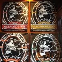 Photo taken at Coronado Brewing Company by Coronado I. on 8/2/2012