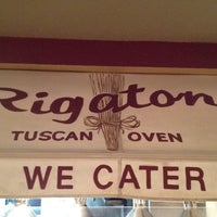 Photo taken at Rigatoni's by Nomad on 8/17/2012