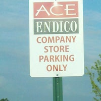Photo taken at Ace Endico by Mike N. on 7/21/2012