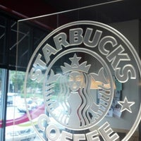 Photo taken at Starbucks by Eric Jackson D. on 8/19/2012