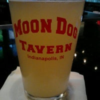 Photo taken at Moon Dog Tavern by Lauren P. on 7/2/2012