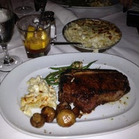 Photo taken at Mastro's Steakhouse by Adam M. on 9/9/2012