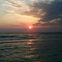 Photo taken at Bradenton Beach by Debbie S. on 5/27/2012