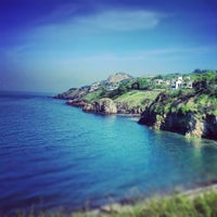 Photo taken at Howth / Binn Éadair by Paan H. on 6/11/2012
