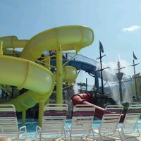 Photo taken at Adventure Landing Jacksonville Beach by Tasha R. on 7/6/2012