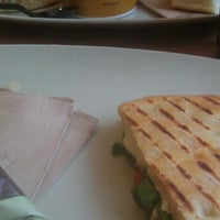 Photo taken at Panera Bread by Kelly B. on 8/16/2012