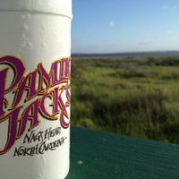 Photo taken at Pamlico Jack's Pirate Hideaway by AwayIsHome on 6/15/2012