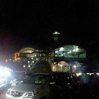 Photo taken at Masjid Atta'awun by Tyas on 8/3/2012