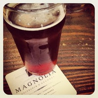 Photo taken at Magnolia Gastropub & Brewery by Shana R. on 4/28/2012