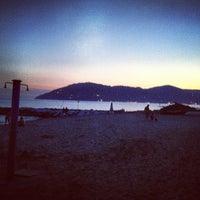 Photo taken at Camping Carrara by Roberto B. on 8/11/2012