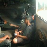 Photo taken at keripik bolodewe terminal mempawah by arif b. on 8/9/2012