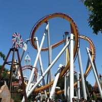 Photo taken at Knott's Berry Farm by Evelyn on 5/28/2012