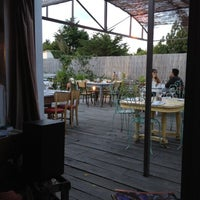 Photo taken at La Maison by Pierre J. on 7/28/2012