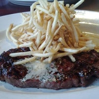 Photo taken at J. Alexander's Steakhouse by Derek D. on 2/15/2012