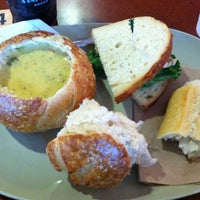 Photo taken at Panera Bread by Melody W. on 7/13/2012