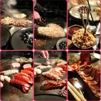 Photo taken at Benihana by Junior M. on 7/27/2012