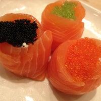 Photo taken at Sushi Tei by MsBonVivantSG on 8/23/2012