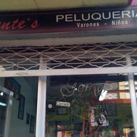 Photo taken at Peluquería Gente's by Manuel G. on 2/13/2012