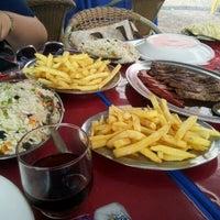 Photo taken at Pigalle Restaurante e Pizzaria by Viviane L. on 8/24/2012