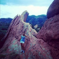 Photo taken at Red Rock Canyon Open Space by Jen Barson &. on 8/8/2012