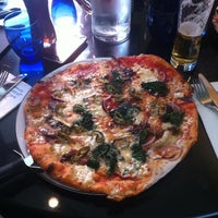 Photo taken at Pizza Express by Onur I. on 6/15/2012