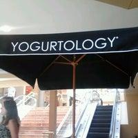 Photo taken at Yogurtology by Maya R. on 7/22/2012
