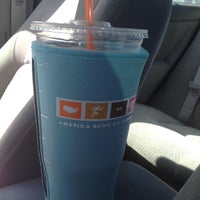 Photo taken at Dunkin Donuts by Gina D. on 9/10/2012
