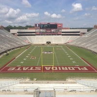 Photo taken at Doak Campbell Stadium by Anders S. on 8/31/2012