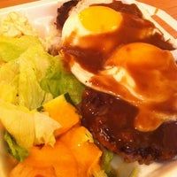 Photo taken at L & L Hawaiian Barbecue by Cat on 7/21/2012