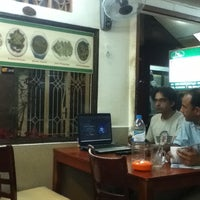 Photo taken at Pakistan Restaurant - Taj Mahal by Miss C. on 2/13/2012