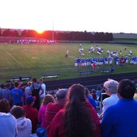 Photo taken at Tri-County Middle Senior High School by Jim S. on 8/18/2012