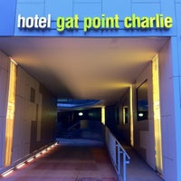 Photo taken at Hotel Gat Point Charlie by Pedro F. on 2/19/2012