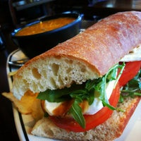 Photo taken at Corner Bakery Cafe by Joel Richard E. on 6/26/2012