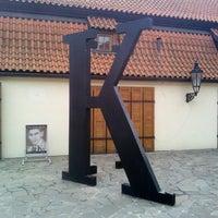 Photo taken at Franz Kafka Museum by Jean-Francois H. on 8/10/2012