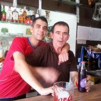 Photo taken at Bar La bellota by Conchi D. on 6/15/2012