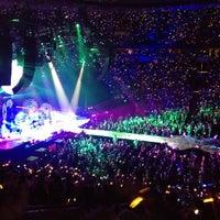 Photo taken at KeyArena at Seattle Center by Dennis W. on 4/26/2012