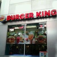 Photo taken at Burger King by Peyoong V. on 7/8/2012